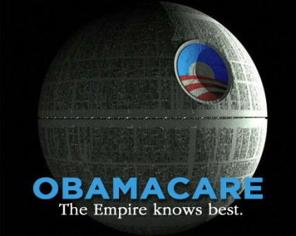 Obamacare empire knows best