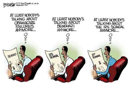 Obama crook