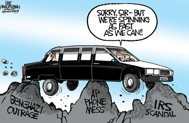 Obama scandal