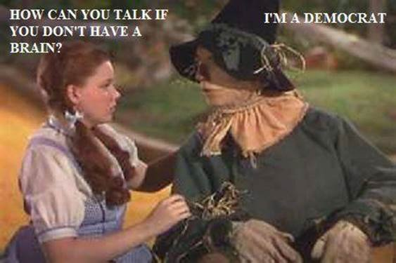 Dorothy and Scarecrow