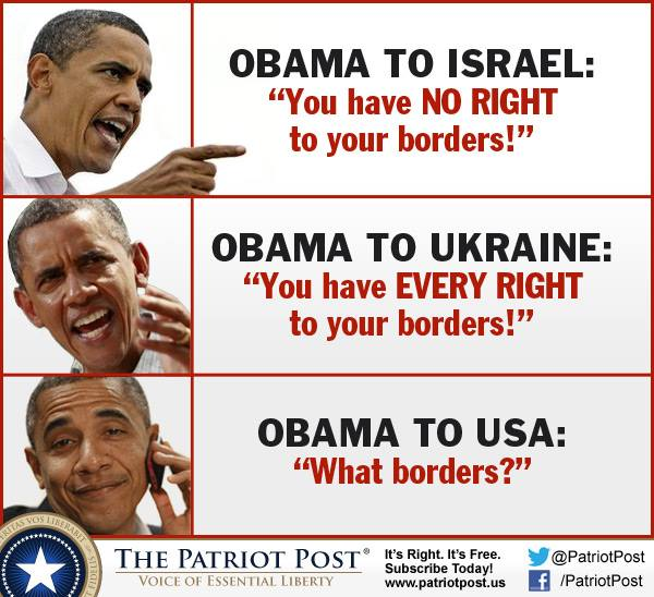 Obama Logic Jokes Of The Conservative Papers