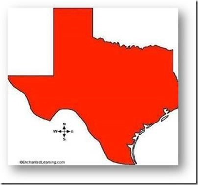 Texas Gun Owners Map