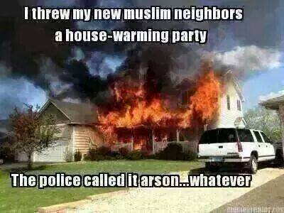 muslim neighbors