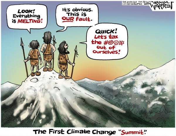 after ice age summit