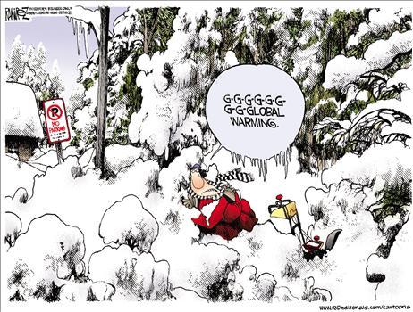 ggglobal warming