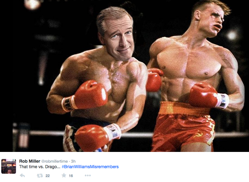 brian williams rocky