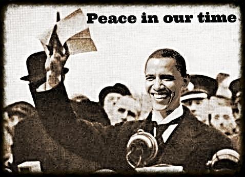 Chamberlain - Obama