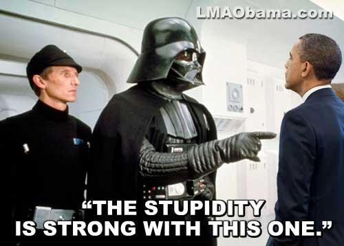 Darth Vader - Obama