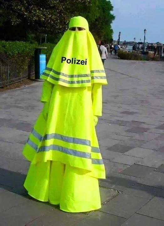 European Police in 2050