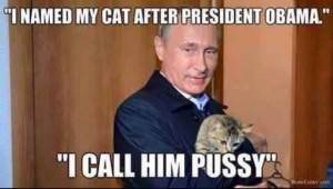 ill call him pussy