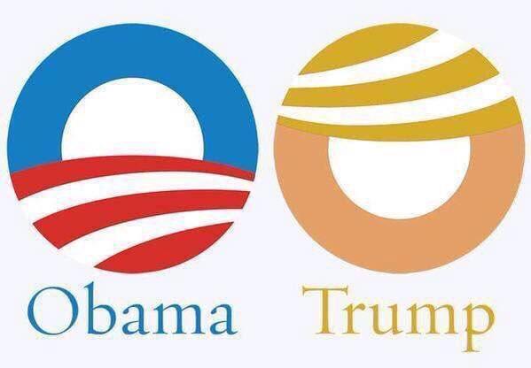Obama Seal - Trump Seal