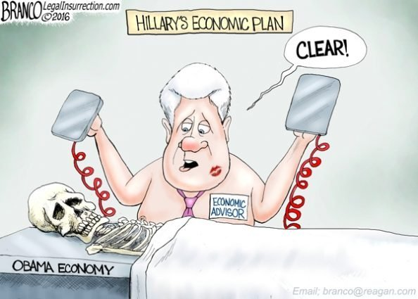 Hillary economic plan