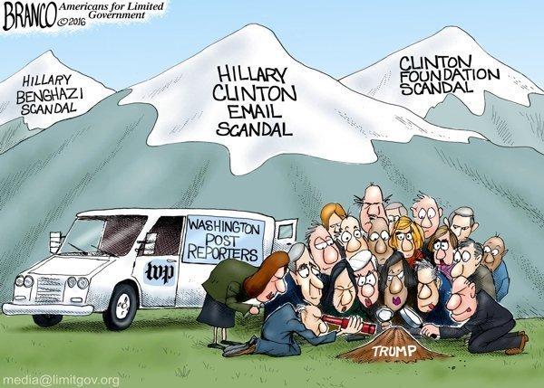 media investigates scandals