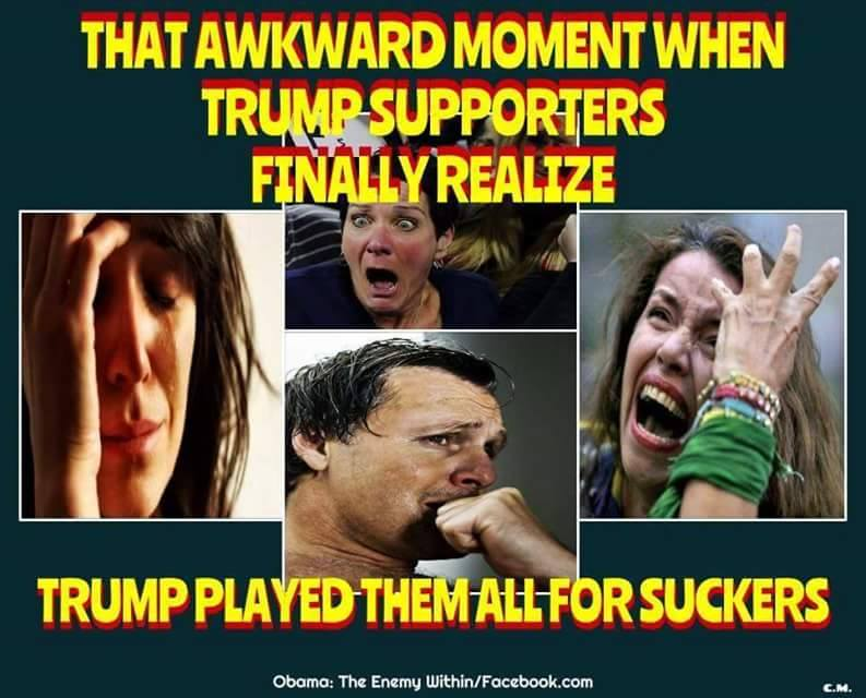 trump-supporteres-are-suckers