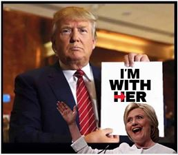 trump-with-hillary
