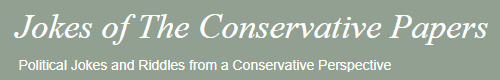 Jokes of The Conservative Papers Logo