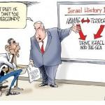 Obama Cartoons from Israel