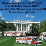 Request to Help Obama Move