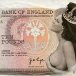 New 2013 ten pound note
