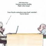 Job Interview at an Iranian Nuclear Facility