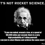 The Reelection of Obama is Not Rocket Science