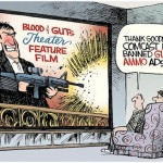 Comcast Bans Guns From Network