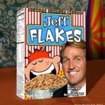 "Box of ""Jeff"" Flakes"