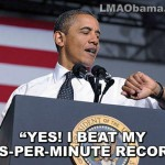 Lies Per Minute Record