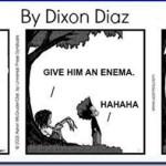 Boombox Cartoons by Dixon Diaz