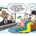Obama's Promise to Ukrainians