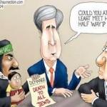 Kerry Negotiating With Hamas