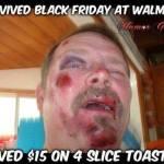 Black Friday Shopper Saves $15