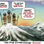 Global Warming in Cartoons