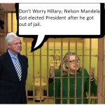 Bill Consoles Hillary