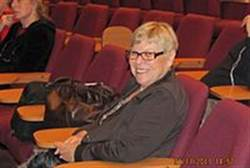 Professor Sarah Ben-David